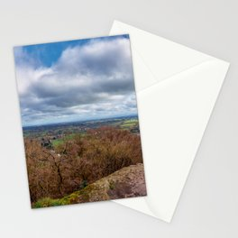 Alderly Edge panoramic Stationery Cards