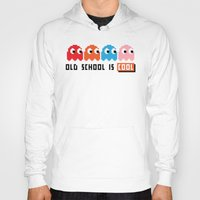pacman Hoodies featuring Pacman by PixelPower