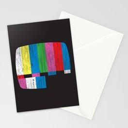Test Pattern Stationery Cards