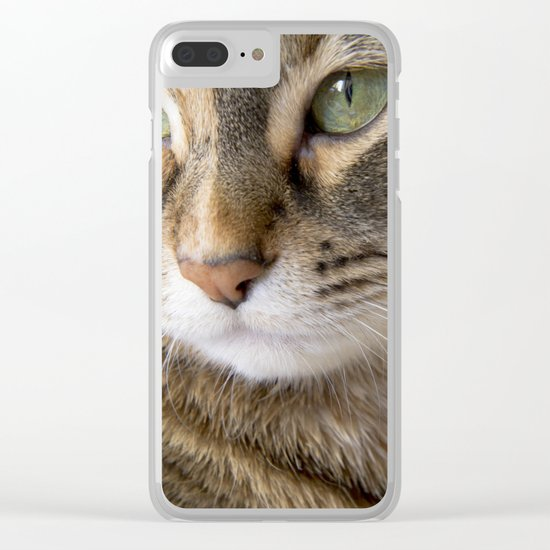 sweet moments Clear iPhone Case