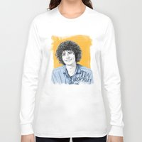 tim shumate Long Sleeve T-shirts featuring Tim Buckley by Daniel Cash
