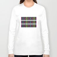 xoxo Long Sleeve T-shirts featuring XOXO by Klara Acel