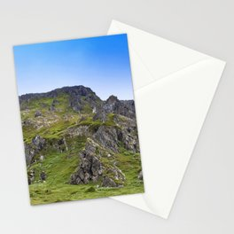 Adventure in The Mountains - Summer Scene #decor #society6 #buyart Stationery Cards