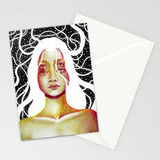 Hybrid Daughters II Stationery Cards