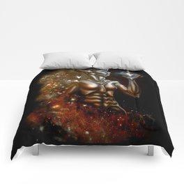 Nebula Queen Comforters