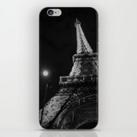 eiffel iPhone & iPod Skins featuring Eiffel by Envibe Photography