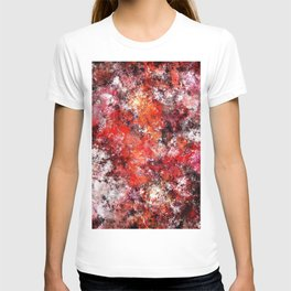 The red sea foam T-shirt