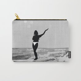 Party Wave Carry-All Pouch