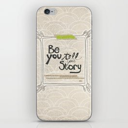Ya Yeah | Be You iPhone Skin