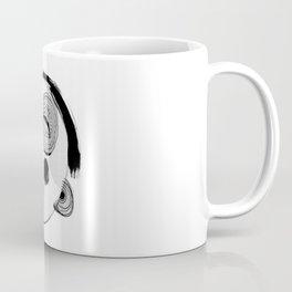 'Face III' Coffee Mug