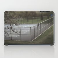 tennis iPad Cases featuring Tennis by James Lyle