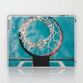 basketball hoop 6 Laptop & iPad Skin