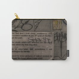 eggHDR1435 Carry-All Pouch