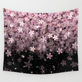 Cherry blossom #11 Wall Tapestry
