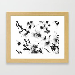 Sakura XV Framed Art Print