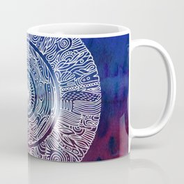 Fall Nights Mandala Coffee Mug
