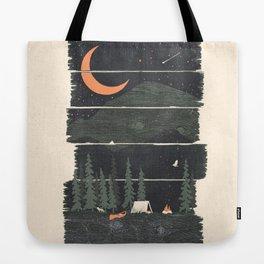 Wish I Was Camping... Tote Bag