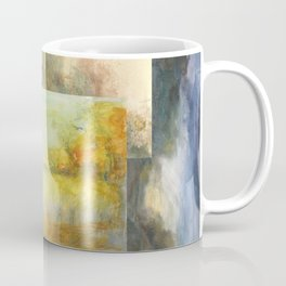 Dawn to Dusk Landscapes - Montage Coffee Mug