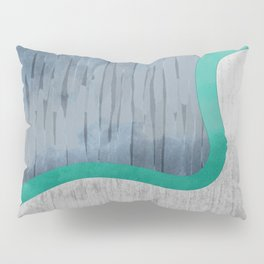 River Swoosh Pillow Sham