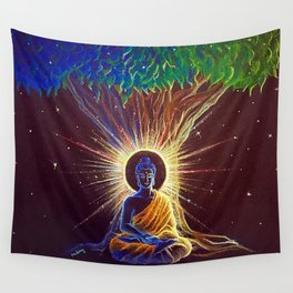 Enlightenment Wall Tapestry