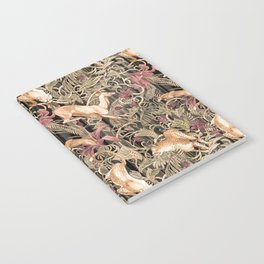 Wild life pattern Notebook