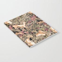 Wild life pattern Notebook