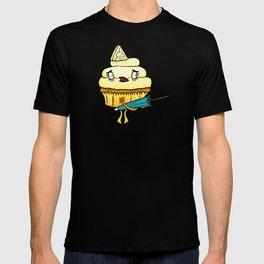 Cupcake zombie 6 T-shirt