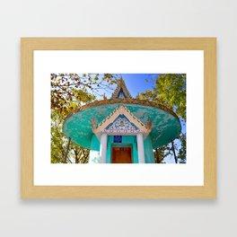 Bright Peace Framed Art Print