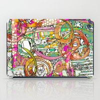 artsy iPad Cases featuring Artsy Lines by Ingrid Padilla