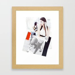Football Fashion #6 Framed Art Print