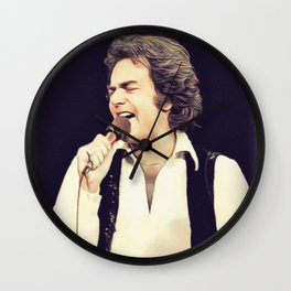 Neil Diamond, Music Legend Wall Clock