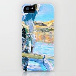 Pirates - Digital Remastered Edition iPhone Case