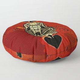 DUECES ARE WILD V2 - 002 Floor Pillow