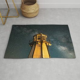 Mountain Light House Two Rug