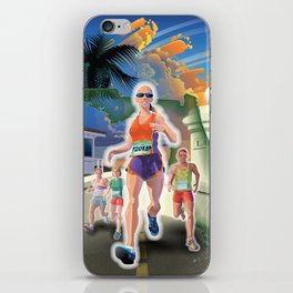 Fort Lauderdale A1A Marathon iPhone Skin