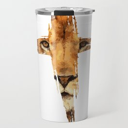 Lion Of Judah Israelite Or Jew Gift Travel Mug
