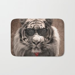 Cool cat Bath Mat