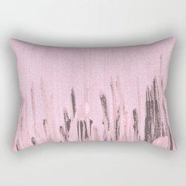 Abstract fourteen Rectangular Pillow