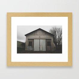 Reid Boiler Works I Framed Art Print