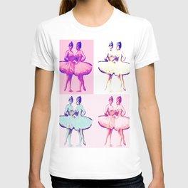 Ballet Pop Art T-shirt