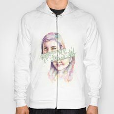 I Grow Crystals Hoody