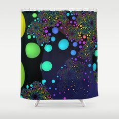 Jelly Bean Shower Curtain