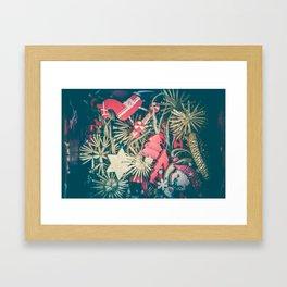 Santa Claus 4 Framed Art Print