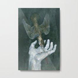 Dream Bird Metal Print