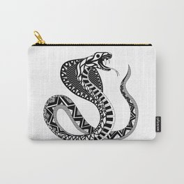 Doña Cobra Carry-All Pouch