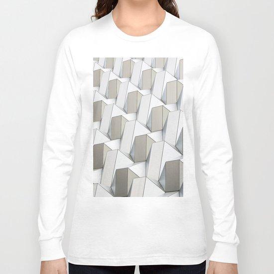 Pattern cubism Long Sleeve T-shirt