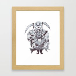abrxs Framed Art Print