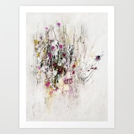 littel flower Art Print