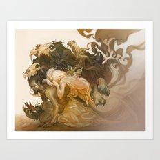 Tam Lin by Wylie Beckert Art Print