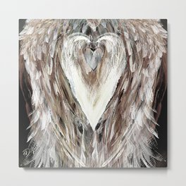 Heart & SoulMate Metal Print
